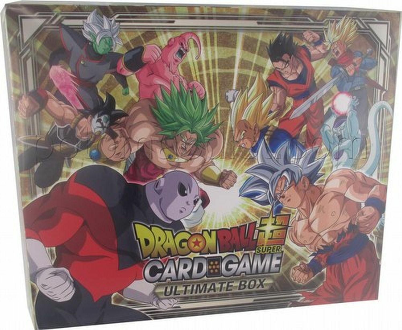 1 x Ultimate Box  Scatola Set Nuovo Imballato Prodotto - Dragon Sfera Super