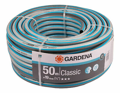 19 mm 50 m ***NEU*** GARDENA Schlauch Gartenschlauch Wasserschlauch Classic