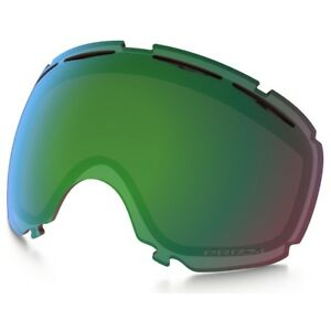 5c9a15882f6 Details about Oakley NEW Canopy Snow Replacement Lens Prizm Jade Iridium  BNWT