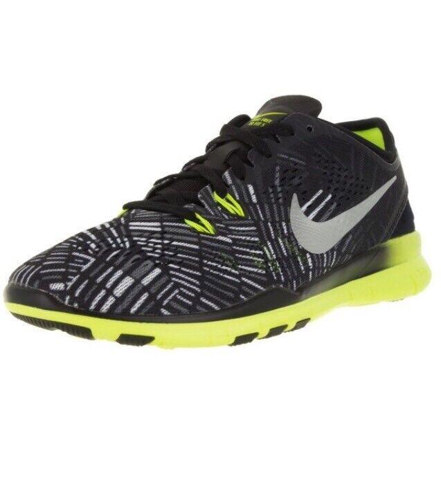 Nike PRT Free 5.0 TR FIT PRT Nike Donna EUR 37.5 Nero/Bianco e5bbf1
