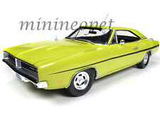 AUTOWORLD AWSS101 1969 69 DODGE CHARGER R/T 1/18 DIECAST DIRTY MARY CRAZY LARRY