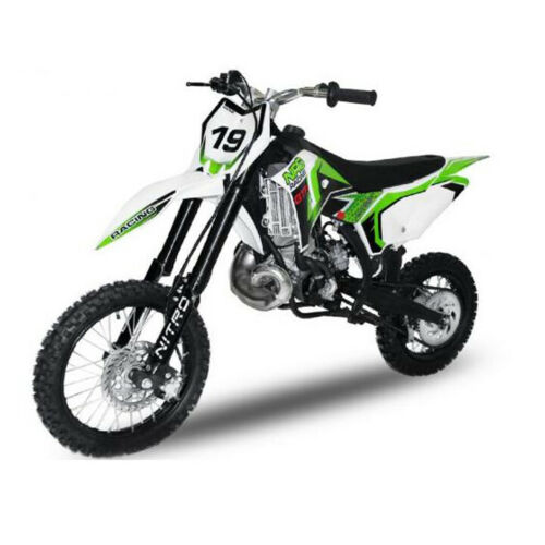 65cc Kindermotocross NRG65 14//12 GTR Pocketbike Crossbike Dirtbike wassergekühlt