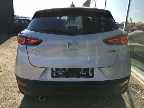 Mazda CX-3 2,0 Sky-G 121 Optimum billede 4