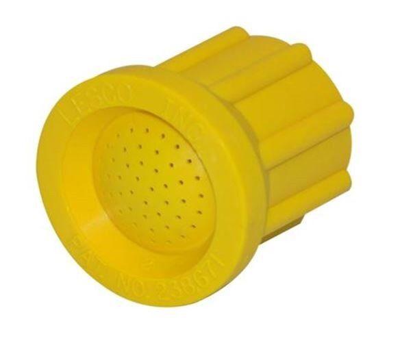 NEW - John Deere / Lesco Chemlawn Spray Gun Nozzle (Yellow 2.0gpm) qty:1