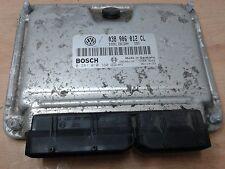 VW Skoda tdi ecu immo off/ removed 038906012CL 0281010380 plug and play EDC15VM+