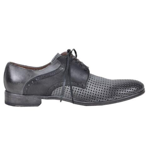 DOLCE /& GABBANA RUNWAY Net Shoes Grey Black Reseau Chaussures Gris Noir 02262