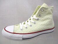 Converse Ct Hi Natural Ladies Trainers Brand Size Uk 4.5 (cm14)