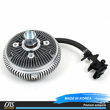 Electric Cooling Fan Clutch GM Rainier Trailblazer Envoy Ascender Bravada 9-7x