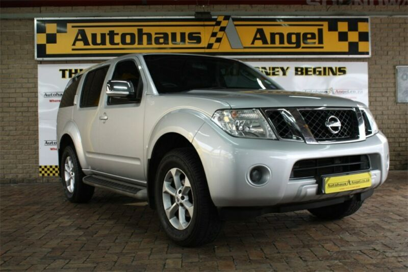 2013 Nissan Pathfinder 2.5 DCi 4x4 SE Tiptronic (5 seater) for sale!