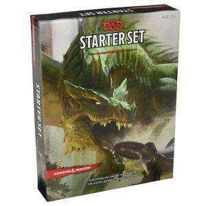 Dungeons & Dragons D&D Starter Set 5th Edition