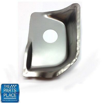 64-67 Chevelle Transmission Shifter Tunnel Housing Floor Hump Cover w//NO CONSOLE