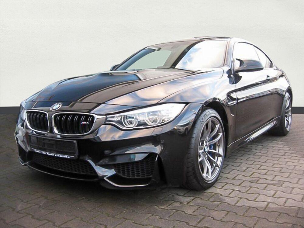 BMW M4 3,0 Coupé 2d