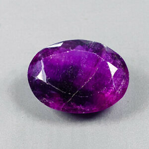 Gemstone Jewelry Natural 12.25 Ct.Oval Multi-Color Fluorite Africa/ S3848