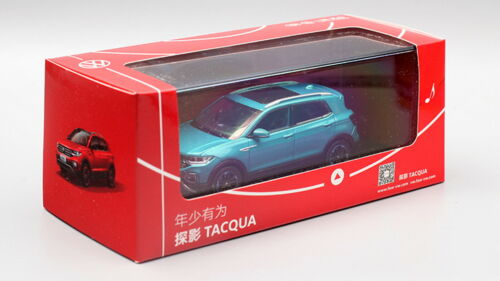 1//43 Scale VW Volkswagen TACQUA Green Diecast Car Model Toy Collection Gift
