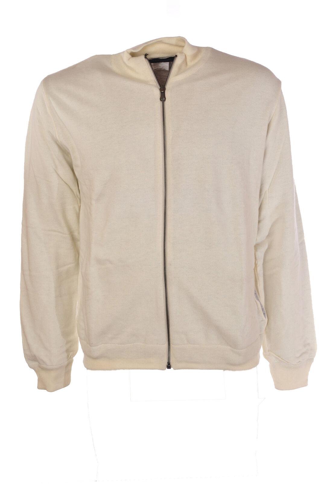 Roberto Collina  -  Sweaters - Male - White - 2785330N173607