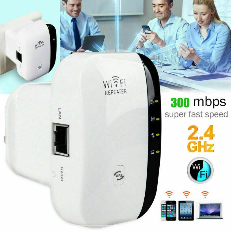 Amplifier Wi-Fi Blast WiFi WifiBlast 300Mbps Range Repeater Extender Wireless