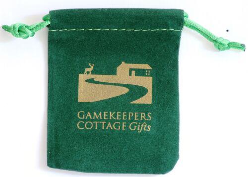 English Springer Spaniel Gundog Keyring Zip Pull or Phone Charm English Pewter