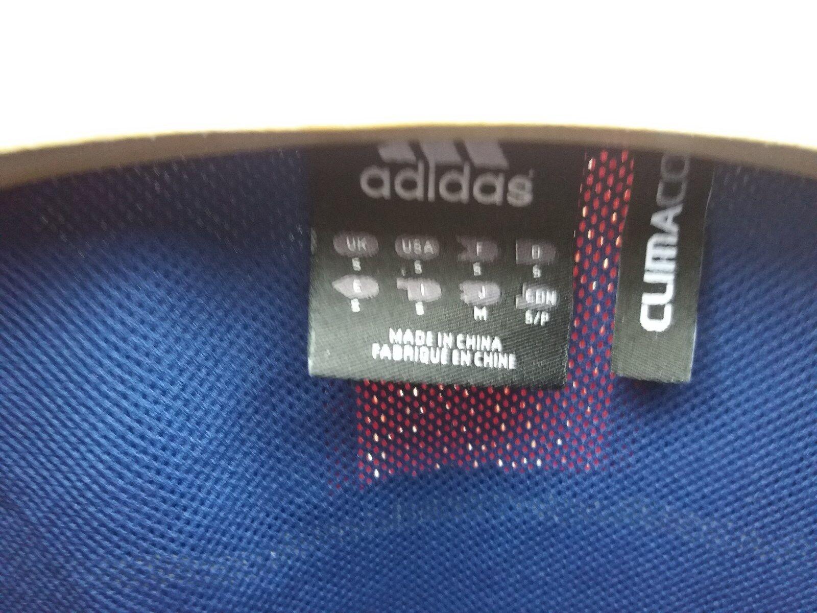 Adidas PRougeator Homme Taille S Bleu Champions & Blanc à Rayures Champions Bleu League Veste f60f07