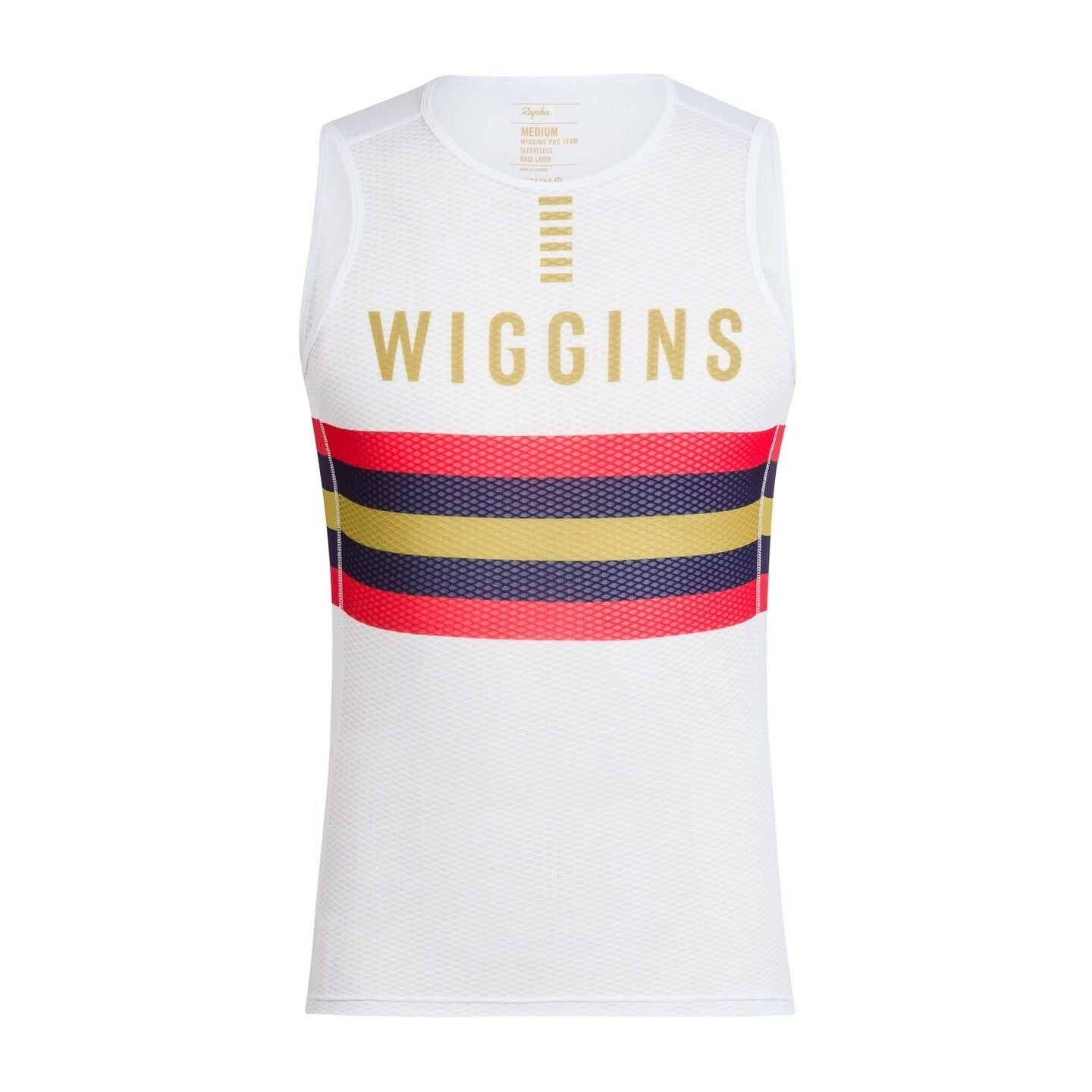 Rapha Men's Cycling Base Layer XXL Wiggins SPECIAL EDITION Pro Team RCC NEW