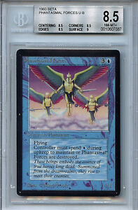 Details about MTG Beta Phantasmal Force BGS 8 5 NM-MT+ Card Magic the  Gathering WOTC 7687