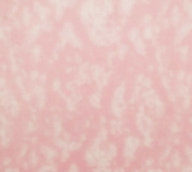 Pink White Clouds Blender Faith Hope Love Cotton Fabric Northcott By The Yard