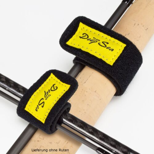 Neopren Rutenbänder 14cm//21cm Klattverschluss Klettband Rutenband Rutenklette