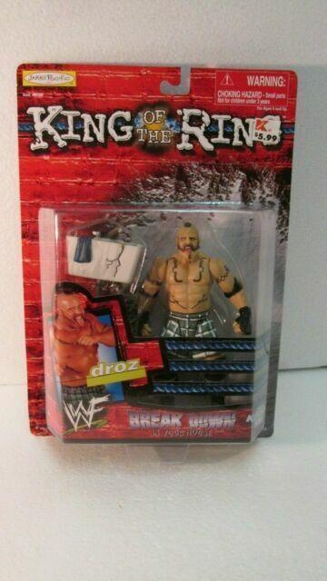 WWE Jakks Classic Superstars DROZ Series 13 Figure Wrestling 2006 NIB WWF RARE