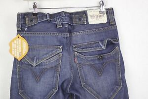 f7392bfd8cd Image is loading Mens-LEVIS-503-Jeans-LOOSE-Fitting-CINCH-BACKS-
