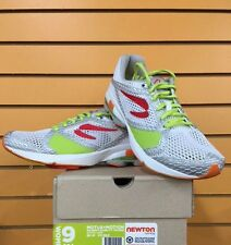 Newton Women's Motion Stability Trainer Running Shoes 004 White/Lime Size 6.5