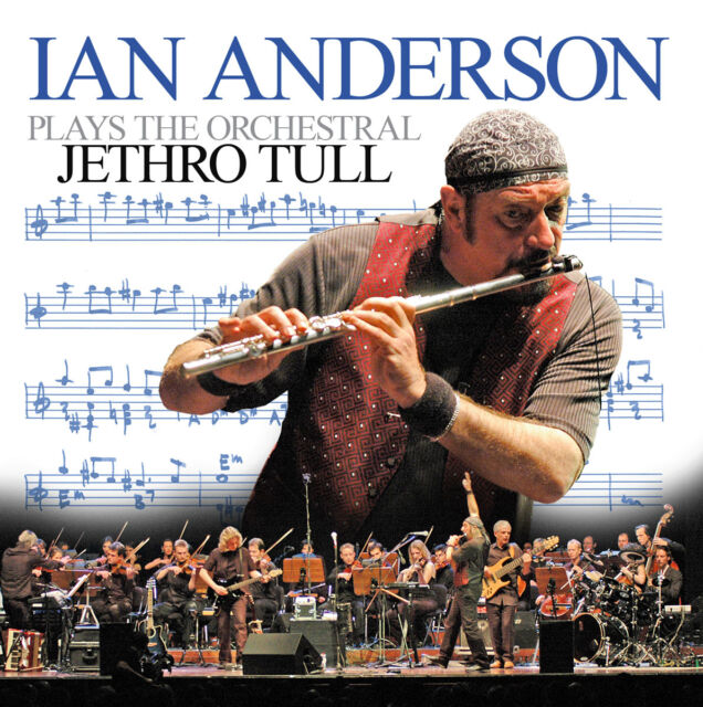LP Vinilo Ian Anderson Plays The Orchestral Jethro Tull