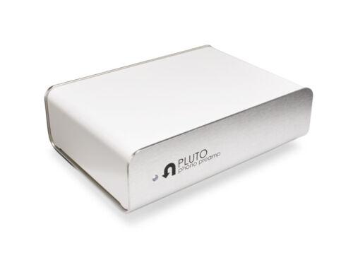 U-TURN AUDIO PLUTO PHONO PREAMP WHITE TURNTABLE AMPLIFIER Authorized Dealer
