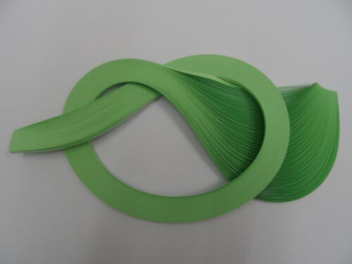 Quilling Paper 3mm Pale Green 100 strips