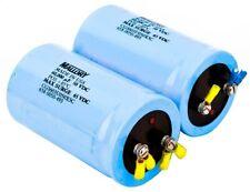 1x 60000uF 50V Large Can Electrolytic Aluminum Capacitor 60000MFD 50VDC 60,000