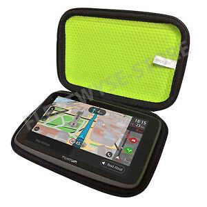 6 in car satnav navigation shock resistant case for tomtom go 6200 620 5200 520 ebay. Black Bedroom Furniture Sets. Home Design Ideas