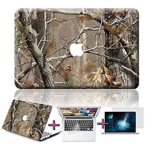 3in1-Tree-Camo-Rubberized-Painted-Hard-Case-For-Macbook-Pro-Air-11-034-12-034-13-034-15-034