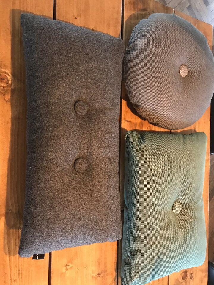 Sofa puder, Hay