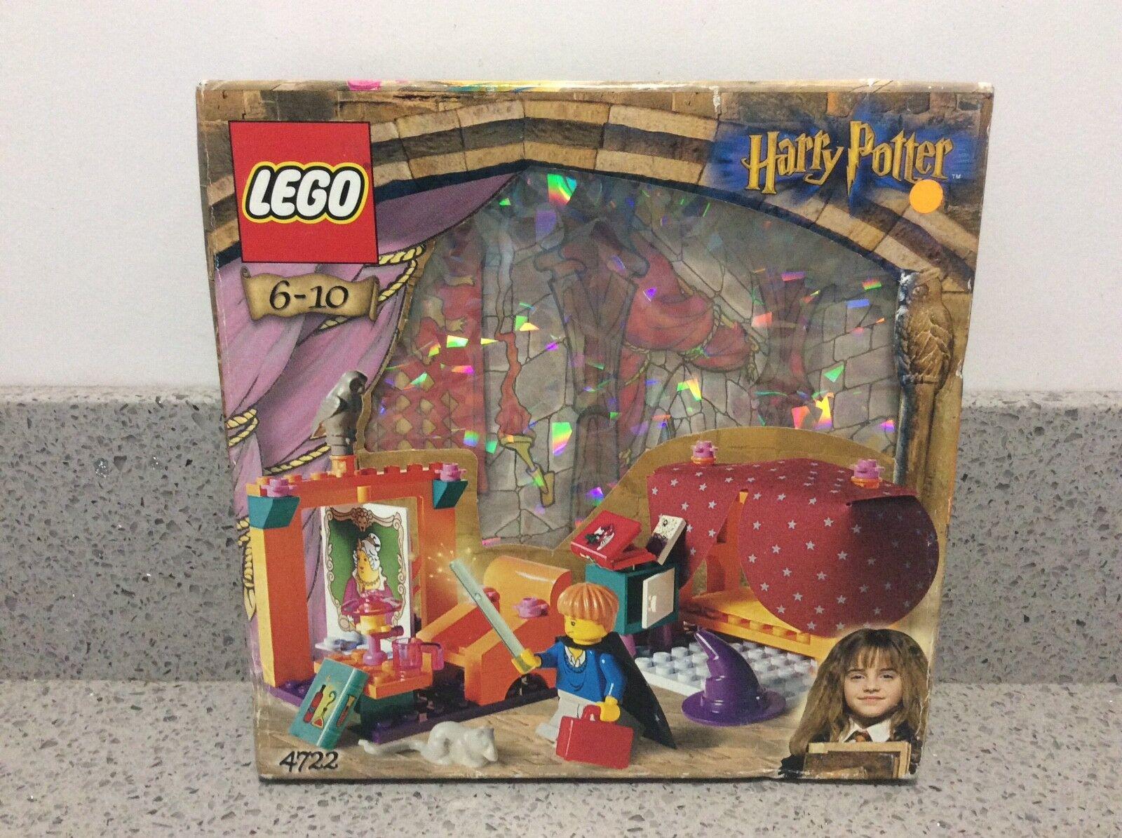 LEGO Harry Potter  4722 Casa di Grifondoro - & Nuovo di Zecca SIGILLATO, RARO