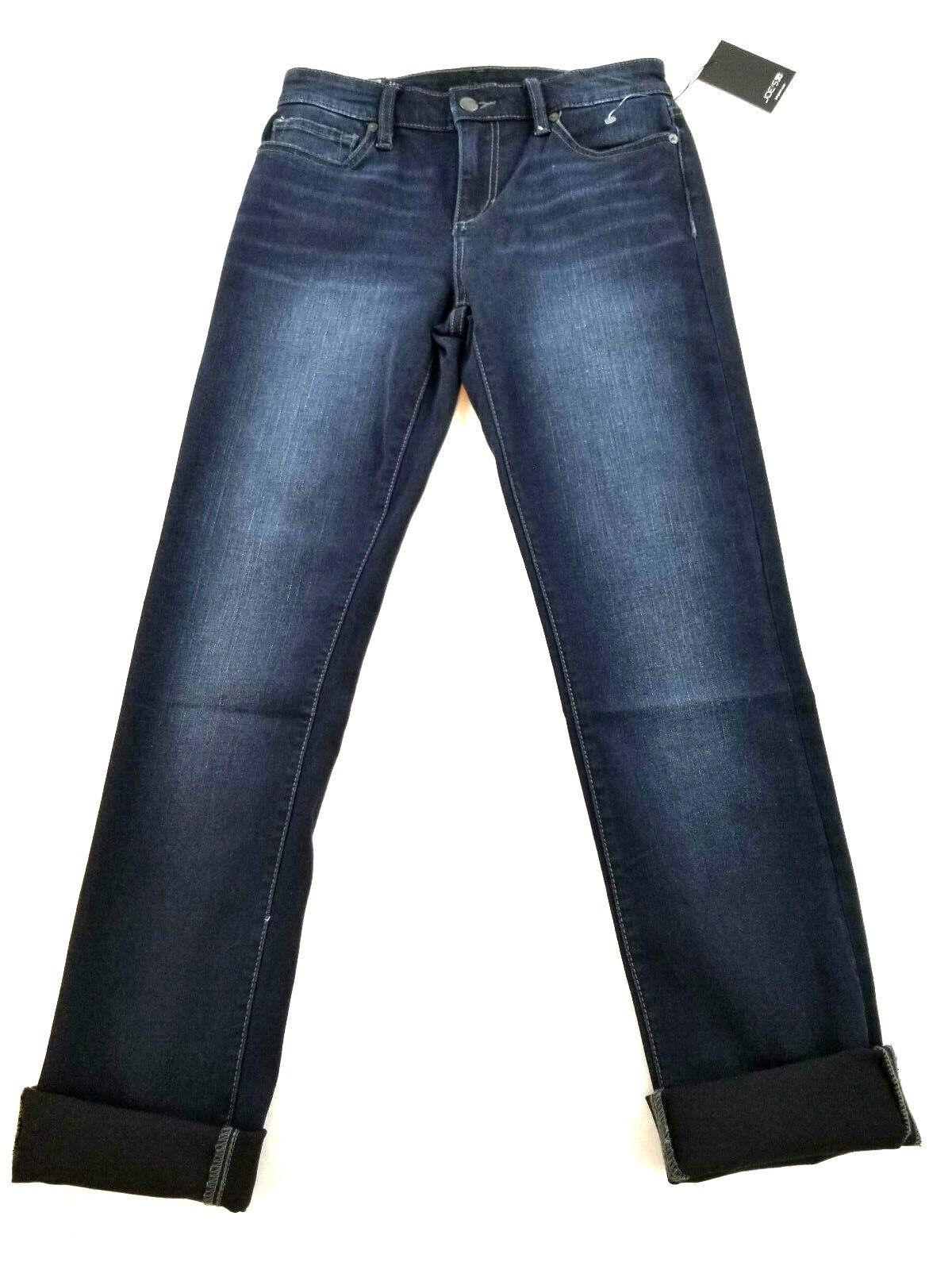 New JOE'S women jeans straight leg navy W26 MSRP
