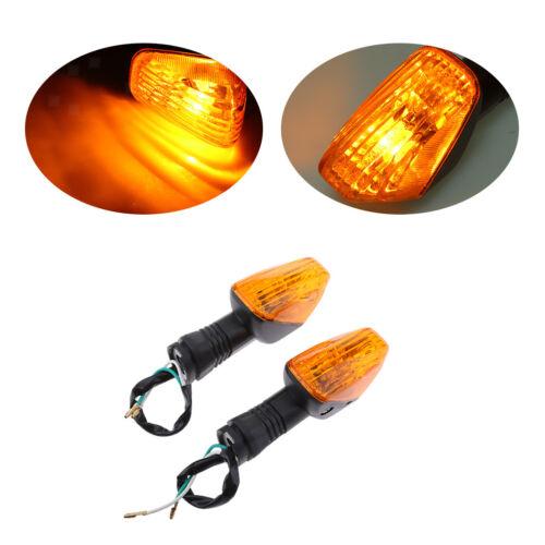 LED Turn Signals Blinker Light Lamp for Kawasaki   ZX-6R 600 1997-2006