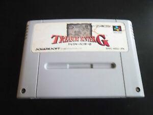 TREASURE-HUNTER-G-SUPER-FAMICOM-034-LOOSE-034-japan-game