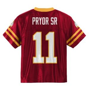 kids redskins jersey