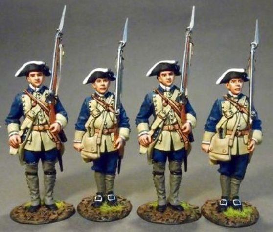 John Jenkins Raid On St.Francis RRBSC-02N South Carolina Regiment MIB