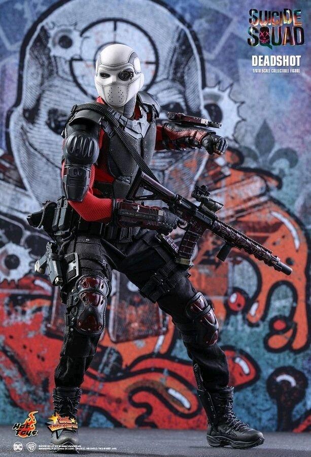 marcas en línea venta barata Figuras 1:6 escala  escuadrón de de de suicidio-Deadshot 12 escala 1:6 Figura De Acción  para barato