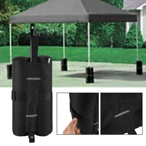 1pc Portable Outdoor Camping Windproof Marquee Leg Weights For Pop Up Canopy Pavilion Tent Sandbag Marquee Stand Anchor Sandbag Camping & Hiking