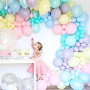 5-034-10-034-Wedding-Latex-Balloons-Pastel-Rainbow-Arch-Birthday-Party-Ballons-10Pcs