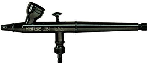 BLACK HARDER /& STEENBECK NEW HANSA 281 AIRBRUSH 212815