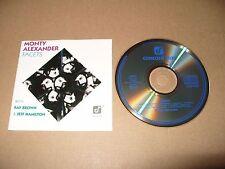 Monty Alexander Facets Brown/Hamilton cd 1991 Excellent + Condition