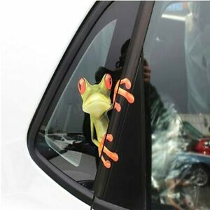Funny-Creative-3D-Big-Eyes-Car-Decal-Black-Sticker-Peeking-Monster