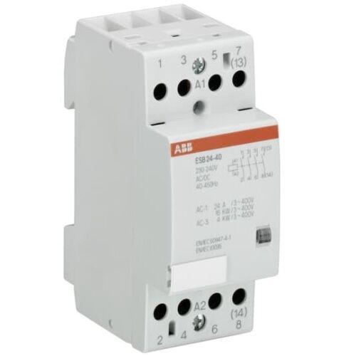 ⚠️ ABB ESB 24-31-230V AC//DC /> 24A /> Installationsschütz Schütz ⚠️