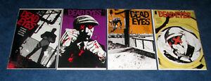 DEAD-EYES-1-2-3-4-of-4-1st-print-iMAGE-COMIC-set-GERRY-DUGGAN-rabbit-NM-HOT